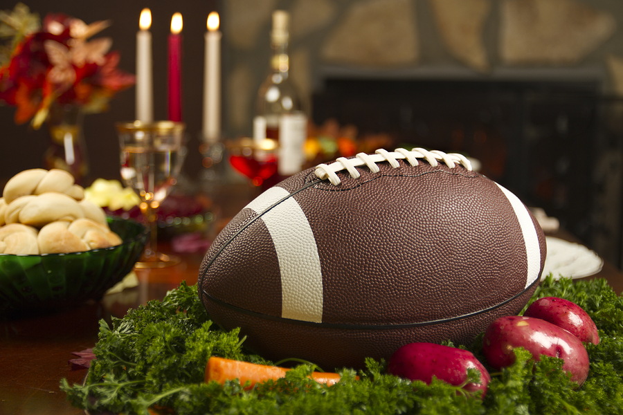 904 Happy Hour - Article - The Thanksgiving Football ...